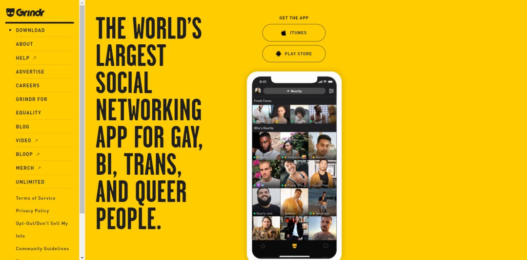 Grindr Top Dating Sites in Singapore