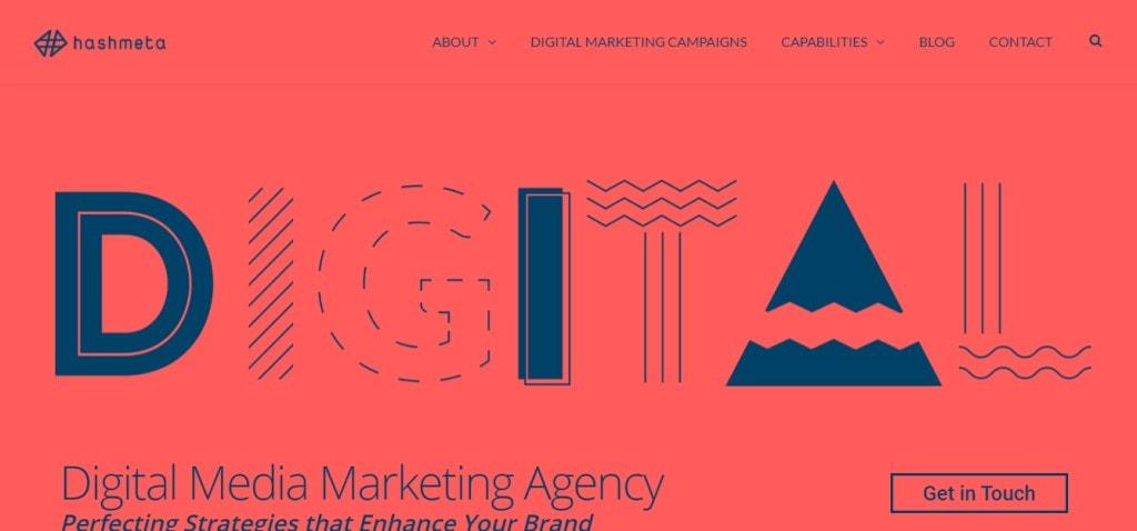 Hashmeta 10 Types Digital Marketing Agencies in Singapore