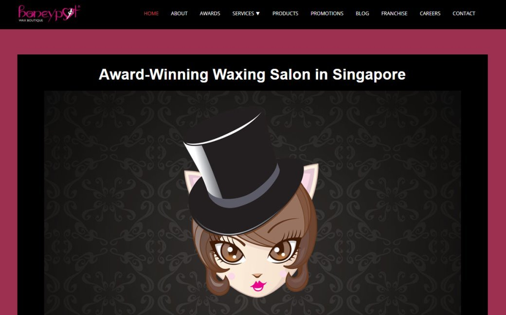 Honey Spot Top Waxing Salons In Singapore