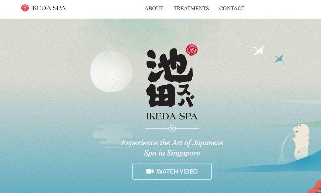 Ikeda Spa Top Men Spas In Singapore