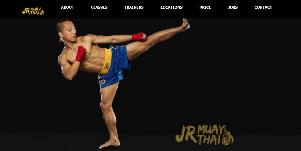 JR Muay Thai Top Muay Thai Gyms in Singapore