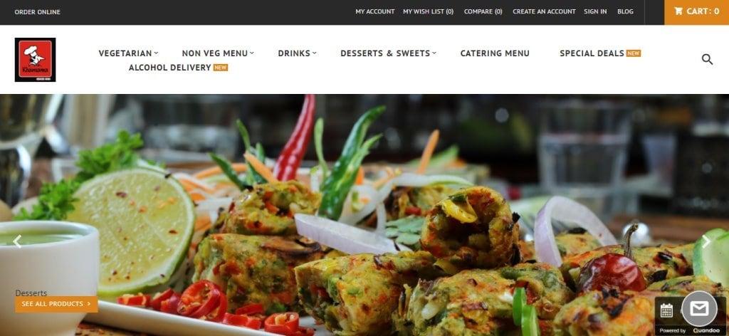 Khansama SG Top Indian Restaurants in Singapore