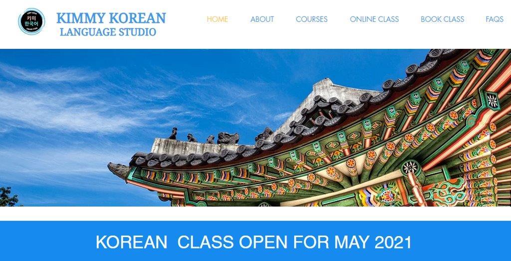 Kimmy Korean Top Korean Language Schools in Singapore