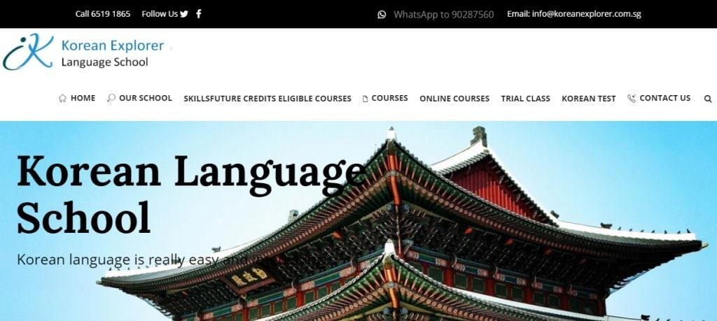 Korean Explorer Top Korean Language Schools in Singapore