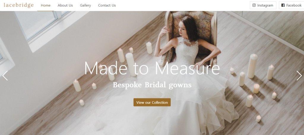 LaceBridge Top Wedding Dress Stores in Singapore