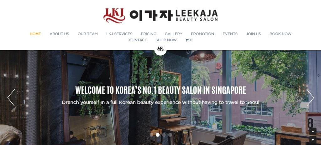 Lee Ka Ja Top Beauty Salons in Singapore