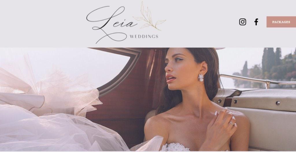 Leia Top Wedding Dress Stores in Singapore