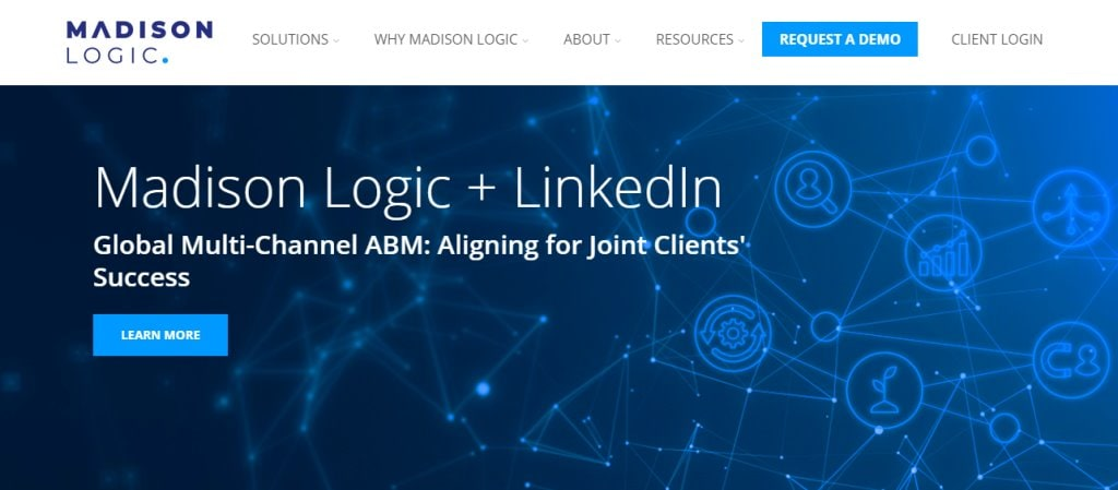 Madison Logic Top Content Syndication Companies in Singapore