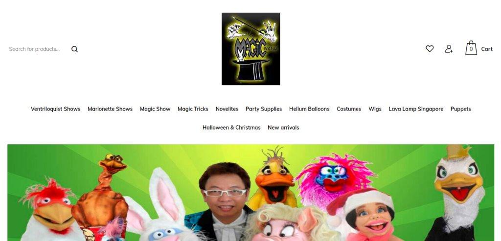 Magic wand Top Costume Rentals in Singapore