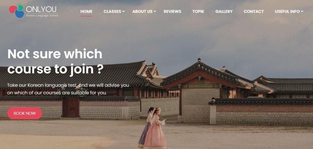 Onlyou Top Korean Language Schools in Singapore
