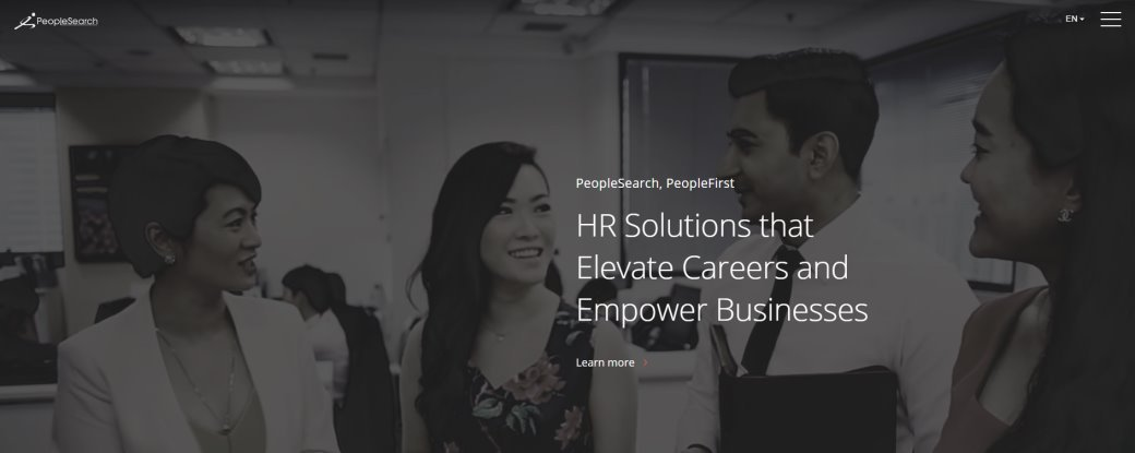 People Search Top HR Consultancy Firms in Singapore
