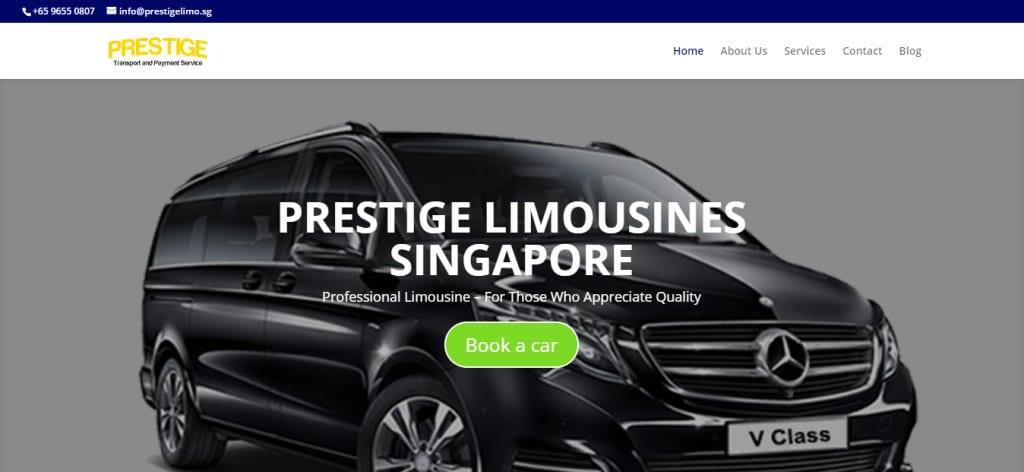 Prestige Limo Top Limousine Services in Singapore