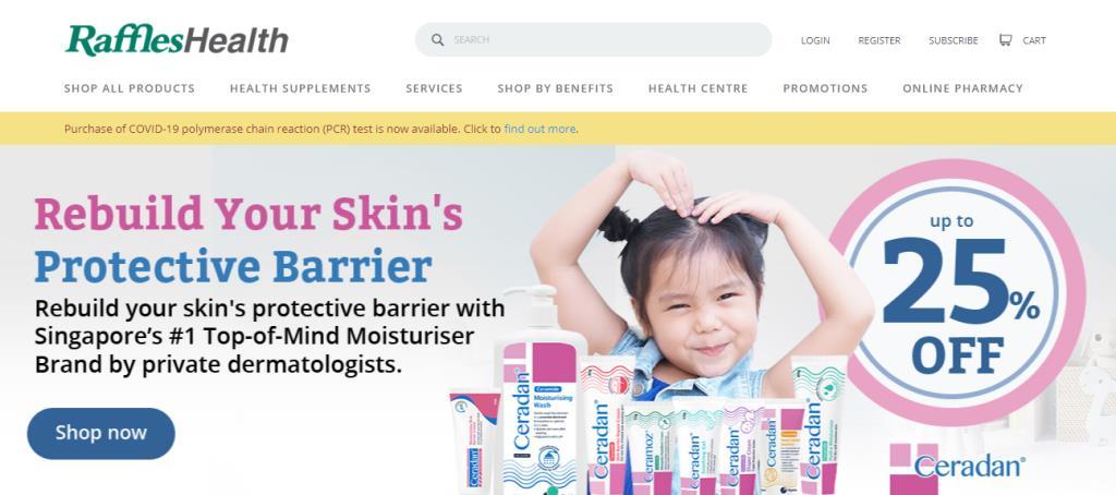 Raffles Health Top Pharmacists in Singapore
