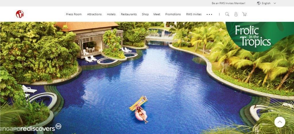 Resorts World Top Massage Spas in Singapore