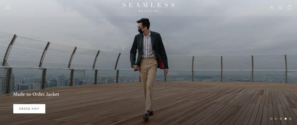 Seamless Bespoke Top Tailors in Singapore