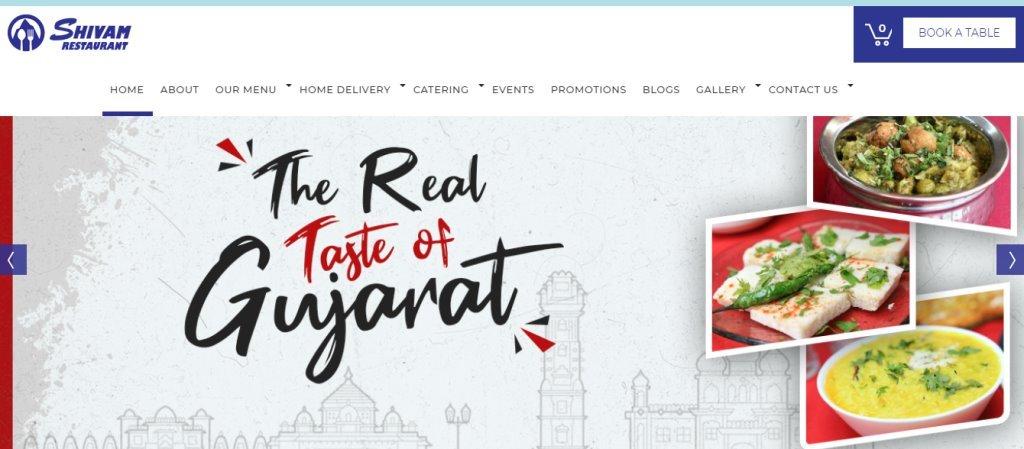 Shivam Top Indian Restaurants in Singapore