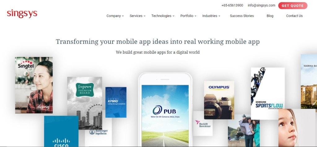 Singsys 10 Types Digital Marketing Agencies in Singapore