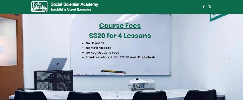 Social Scientist Academy Top Economics Tuition Agencies in Singapore