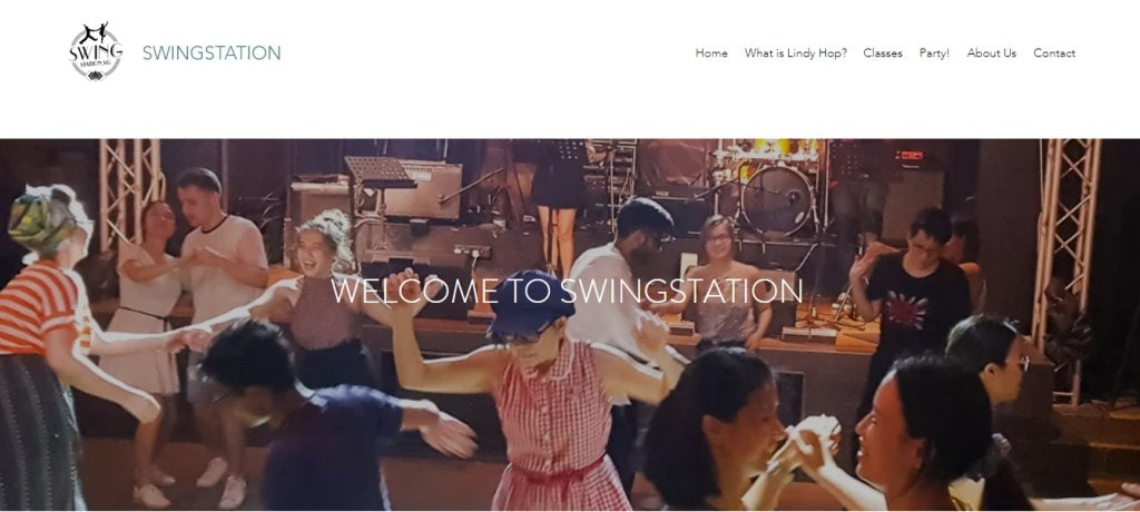 Swing Station Top Dance Studios in Singapore