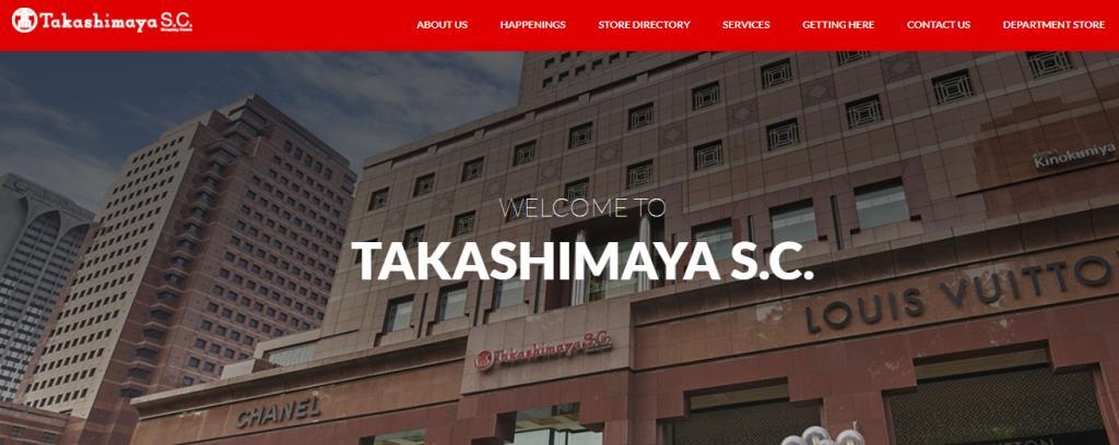 Takashimaya Top Pharmacists in Singapore
