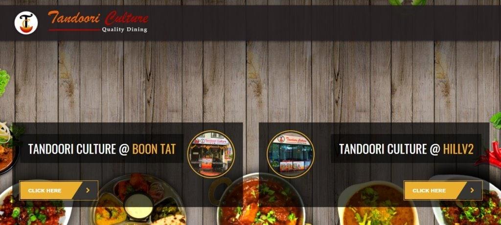 Tandoori Top Indian Restaurants in Singapore