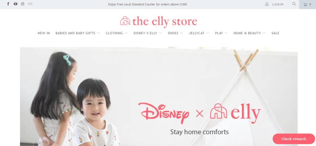 The Elly Store Top Baby Stores in Singapore