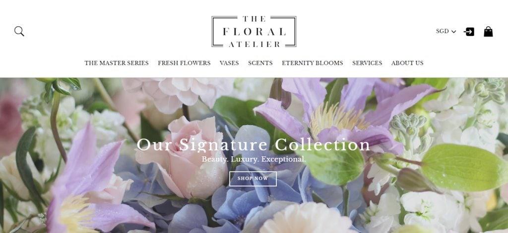The Floral Atelier Top Flower Arrangement Classes in Singapore