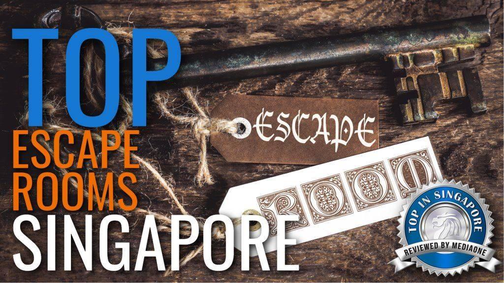 Top Escape Rooms in Singapore