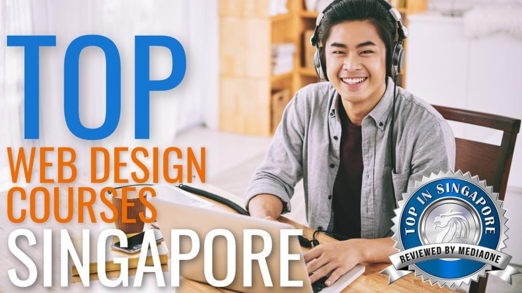 Top Web Design Courses In Singapore