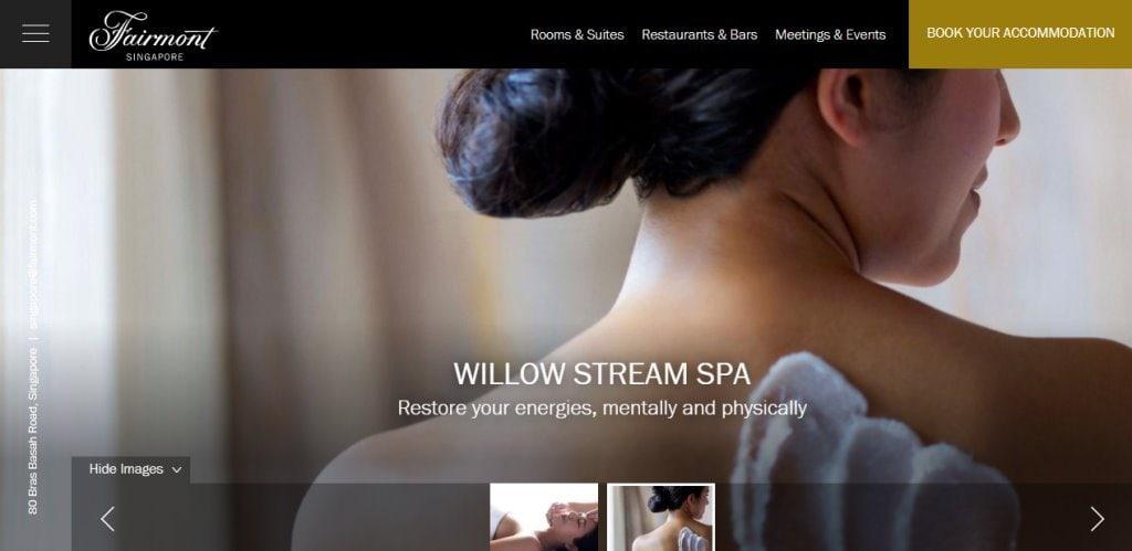 Willow Stream Top Men Spas In Singapore