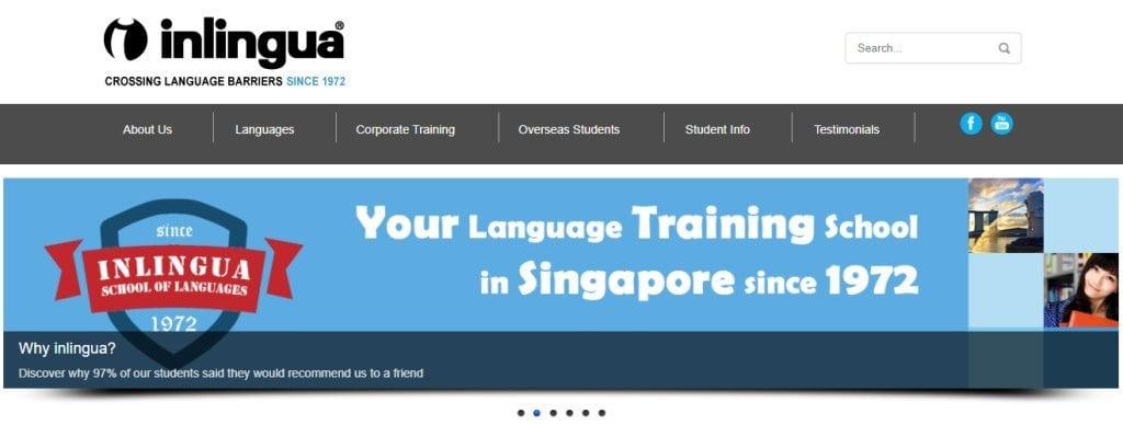inLingua Top Korean Language Schools in Singapore
