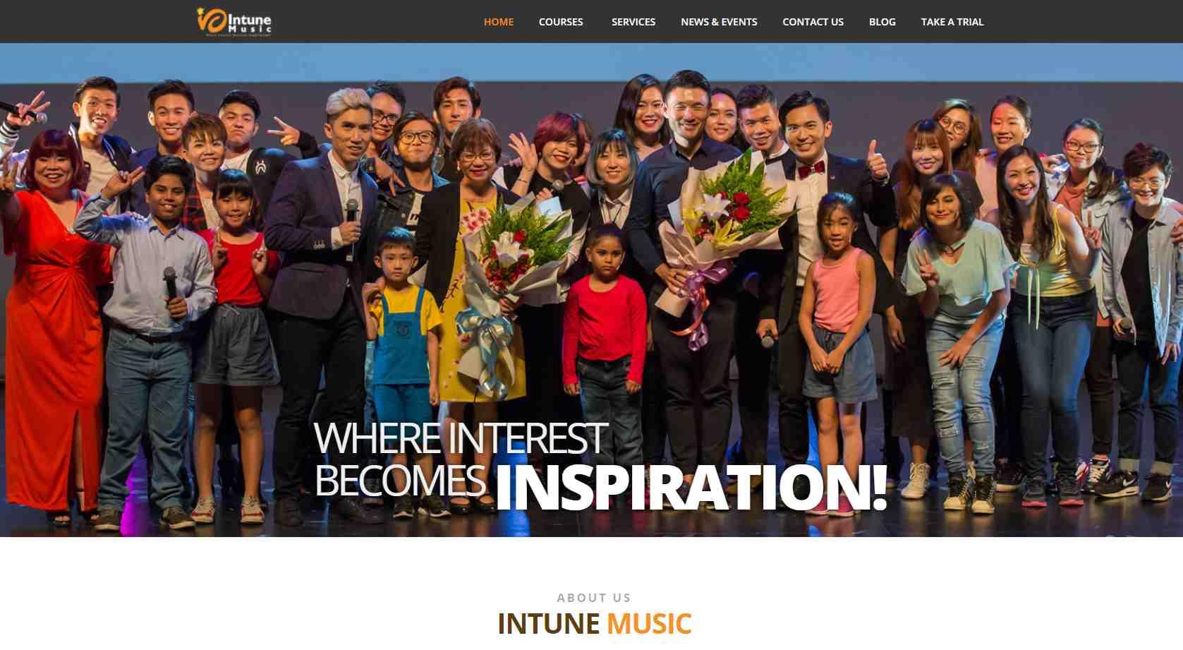 intune music Top Music Schools in Singapore