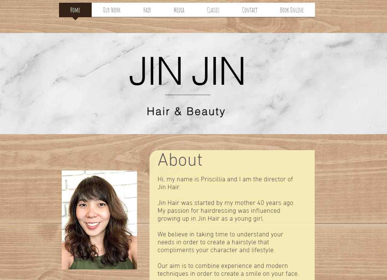 jin hair beauty Top Beauty Salons in Singapore