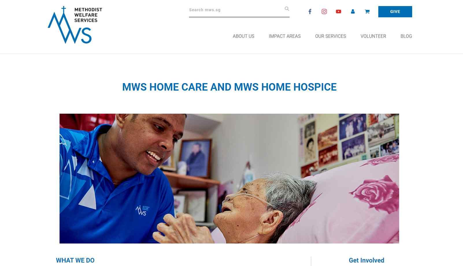 methodist Top Palliative Care Services in Singapore