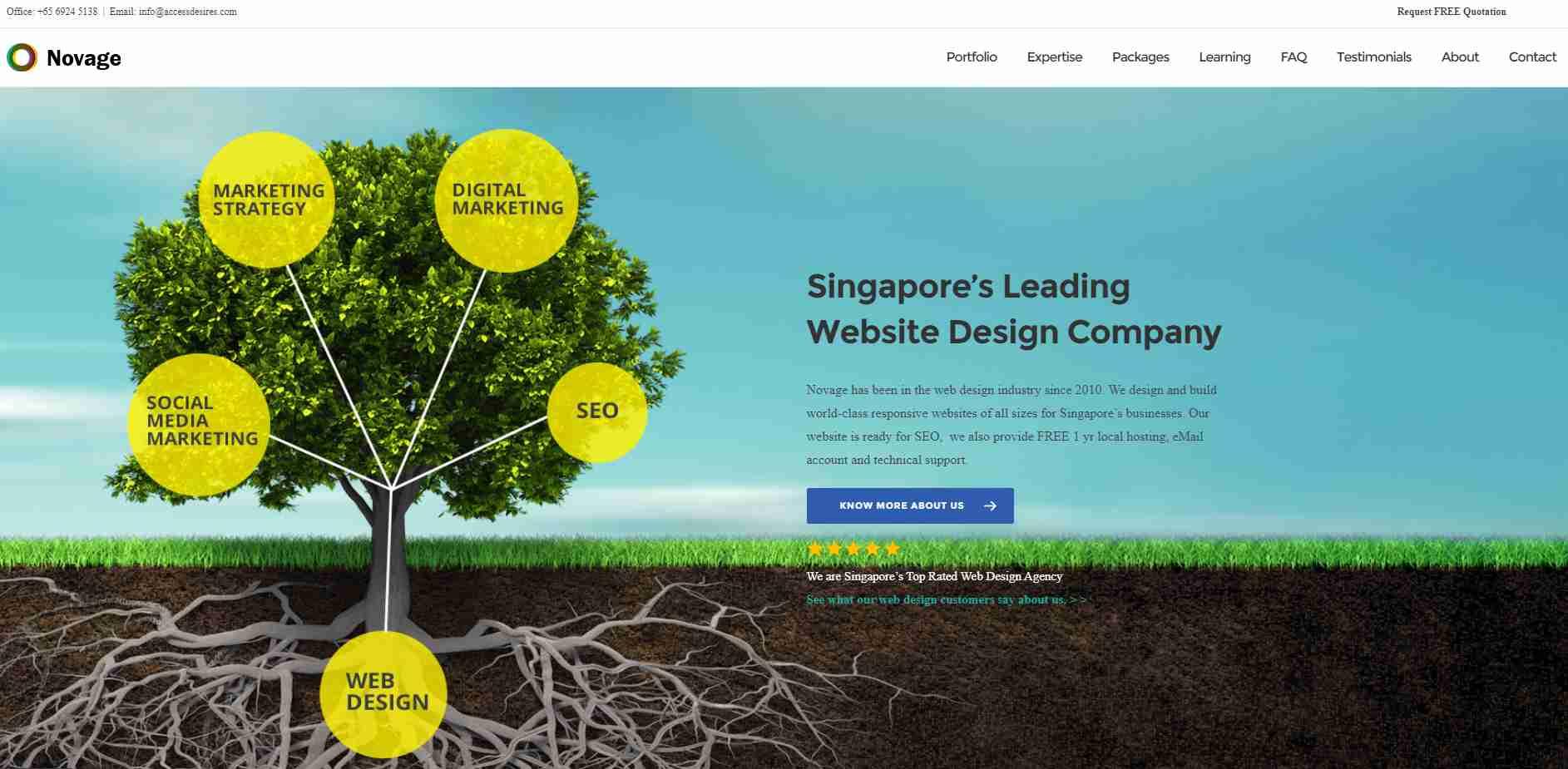 novage Website Copywriting The Complete Guide