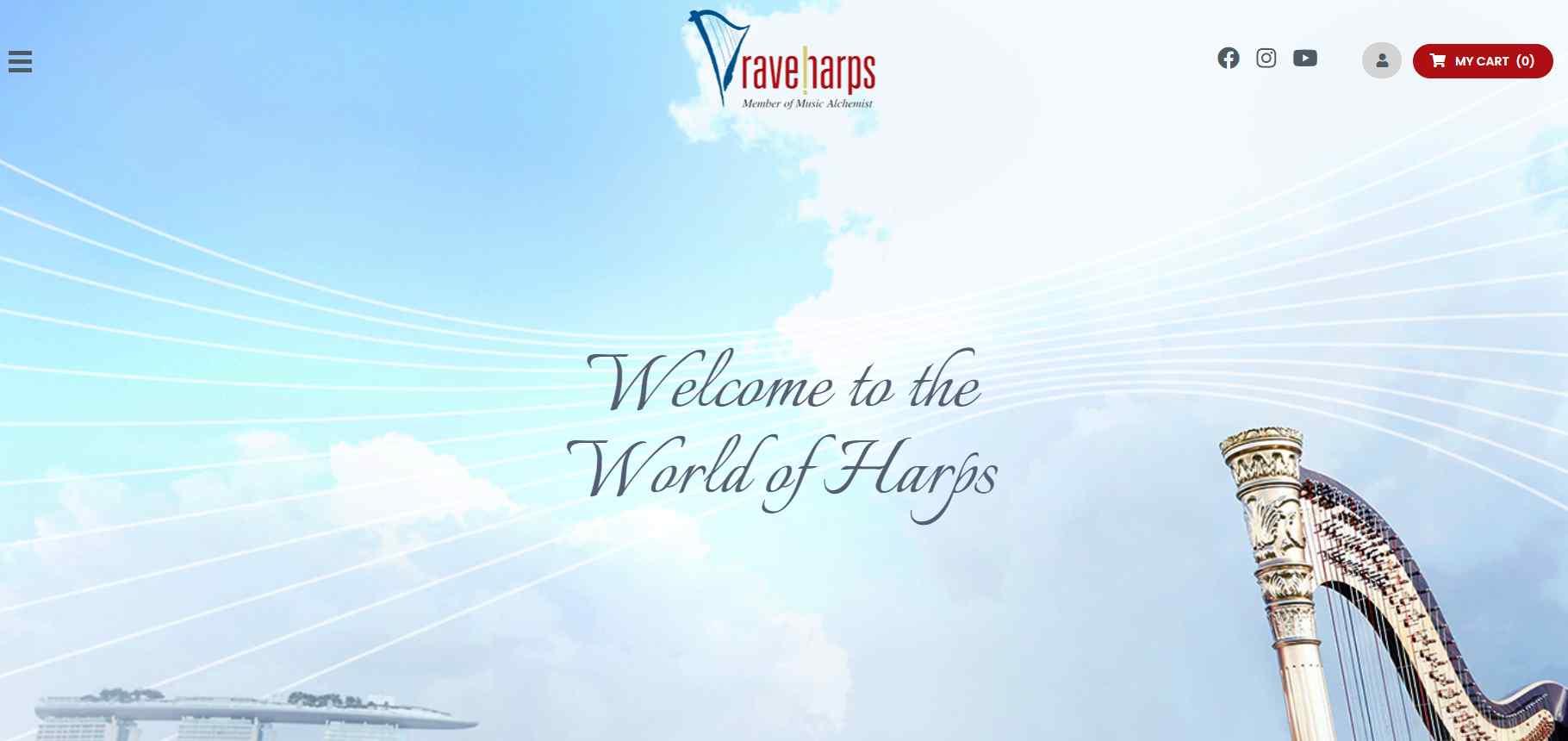 rave harps Top Music Schools in Singapore