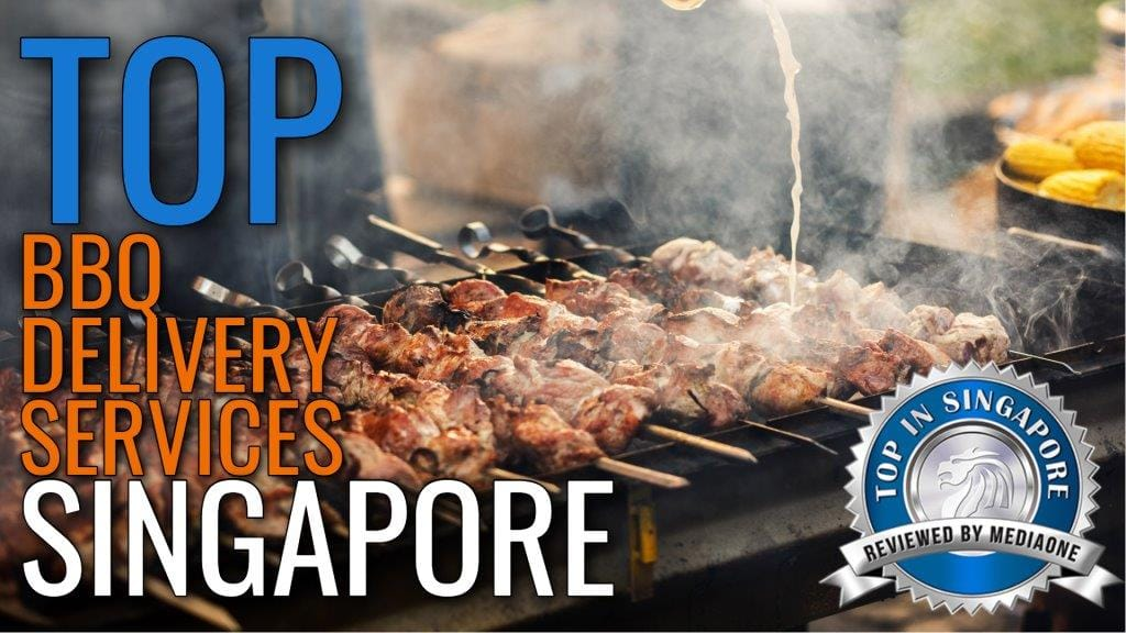 Top BBQ Delivery Services in Singapore