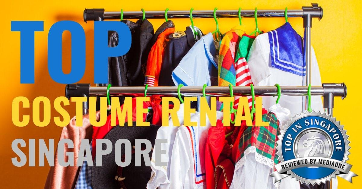 top costume rentals in singapore