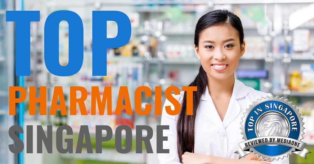 top pharmacist in singapore