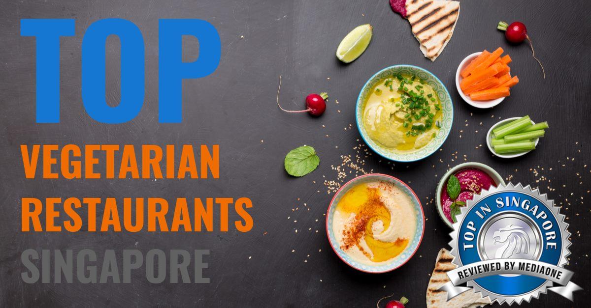 top vegetarian restaurants in singapore