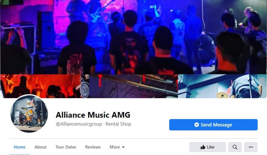 Alliance Music Top Music Studios in Singapore