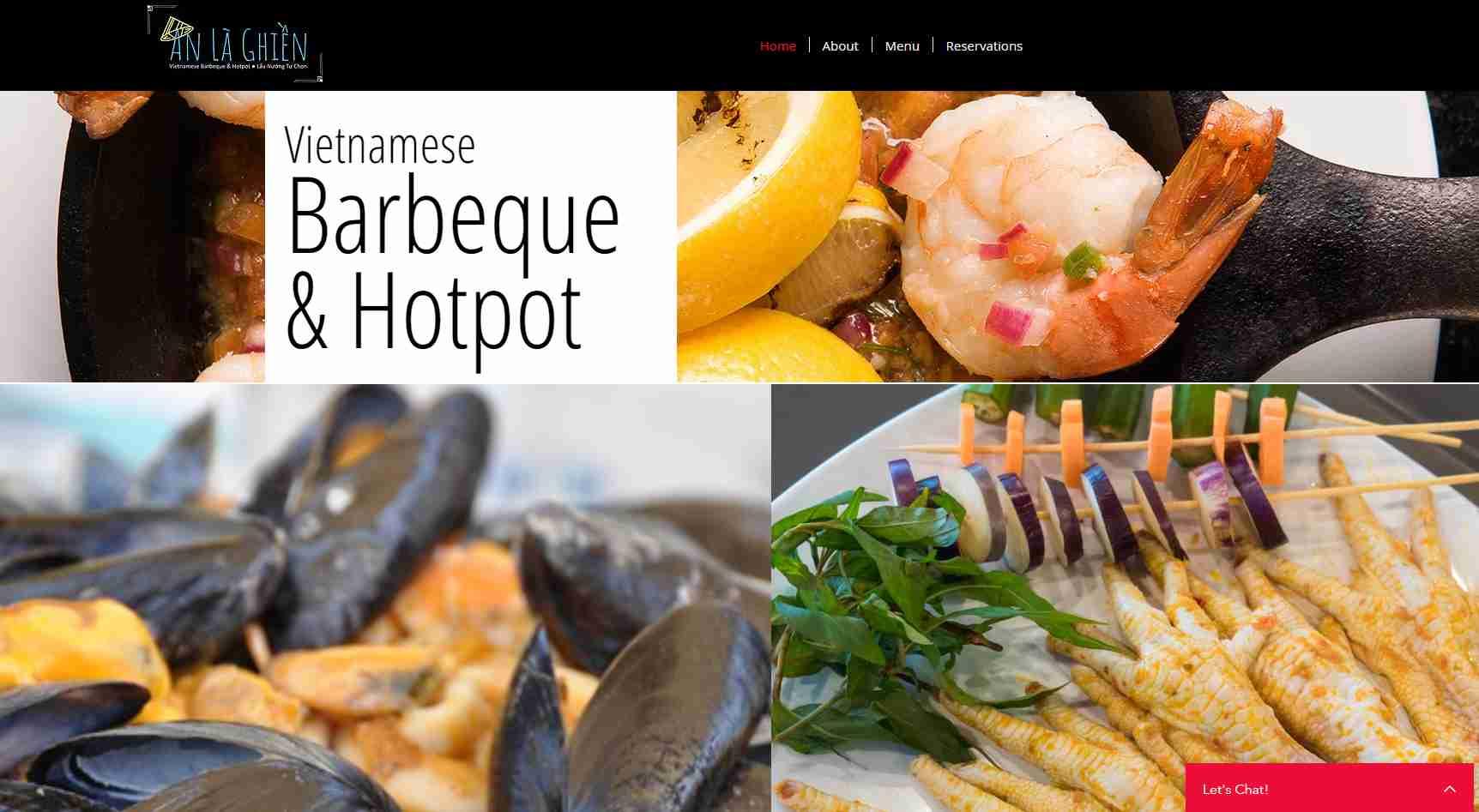 An La Ghien Top Vietnamese Food Restaurants in Singapore