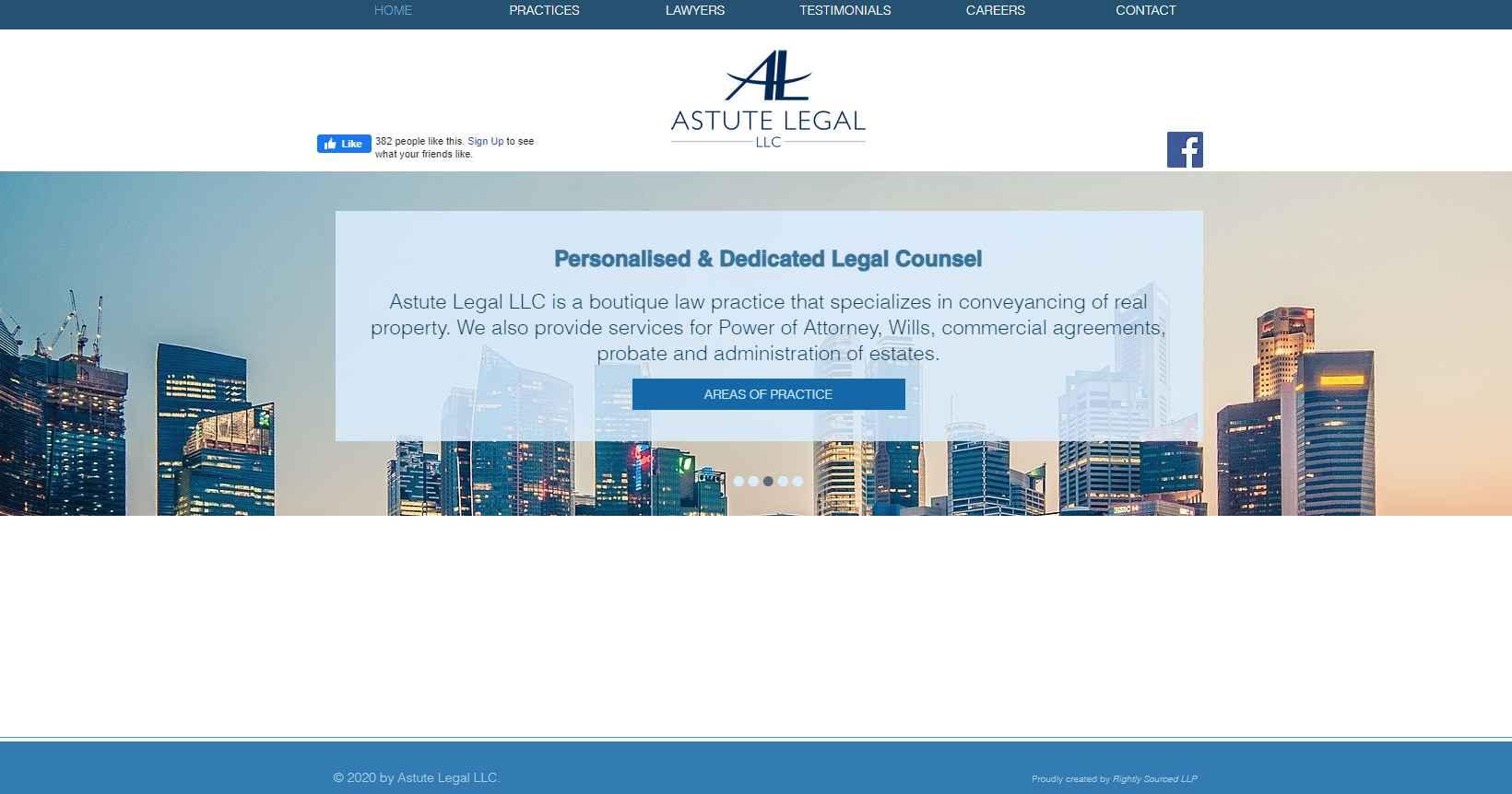 Astute Legal Top Notary Public in Singapore