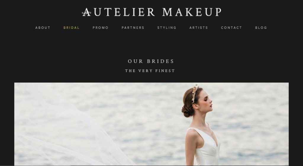 Autelier Makeup Top Bridal Makeup Studios in Singapore