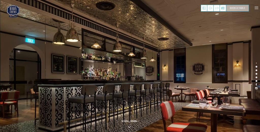 Baba Chews Top Peranakan Restaurants in Singapore