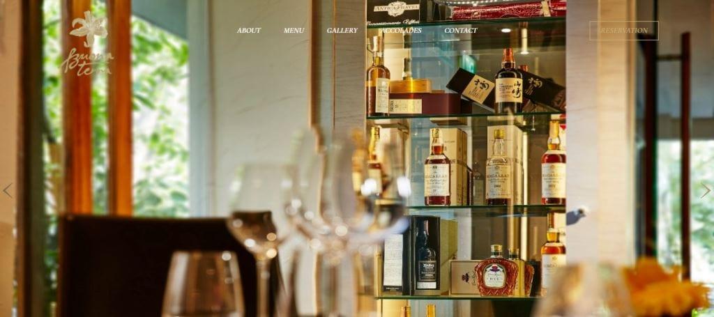 Buona Terna Top Italian Restaurants In Singapore