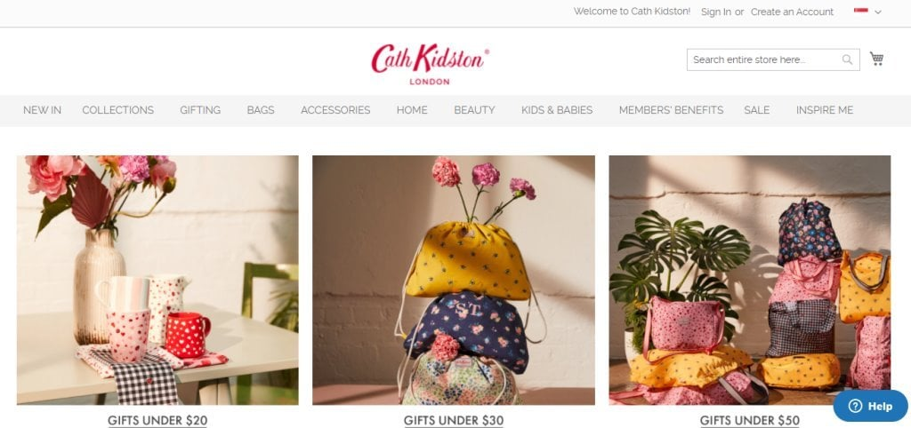 Cath Kidston Top Watch Brands for Women in Singapore