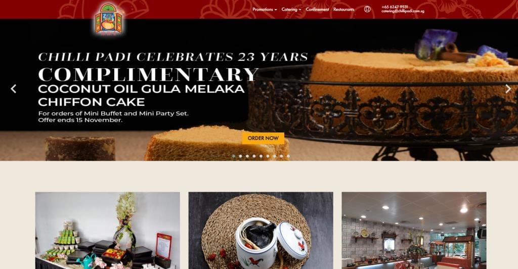 Chili Padi Nonya Top Peranakan Restaurants in Singapore