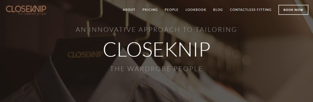 CloseKnip Top Men's Tailors for Suits in Singapore