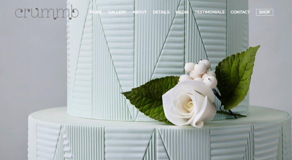 Crummb Top Wedding Cake Bakeries in Singapore